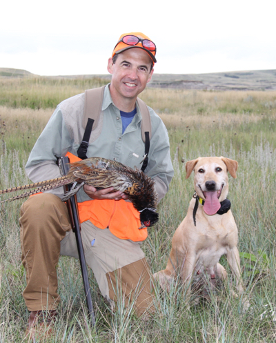 Springtime and Hunting Dogs